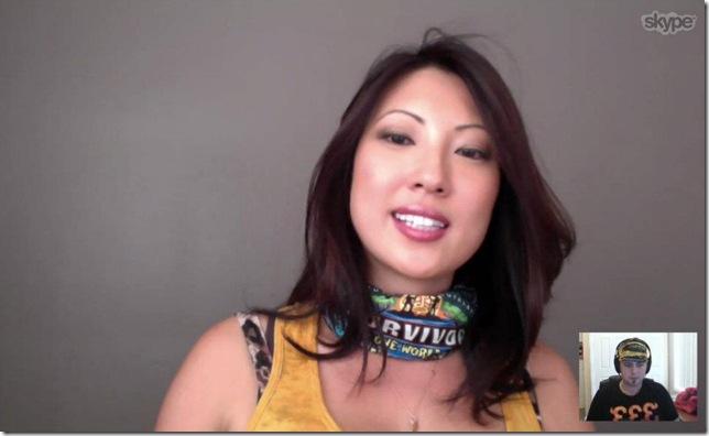 Christina Cha Screenshot