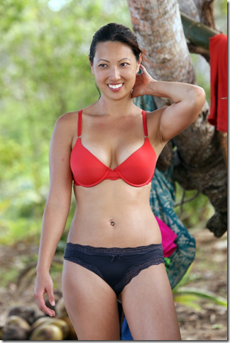 Christina Cha of Survivor One World copy
