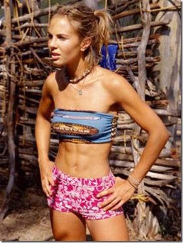 Elisabeth Hasselbeck Survivor