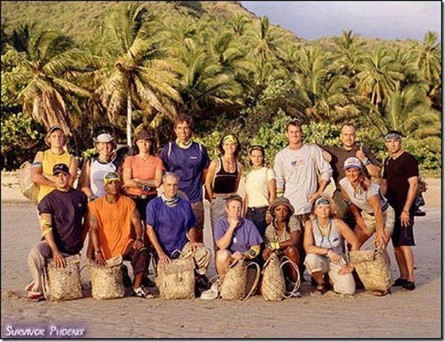Survivor 4- Marquesas