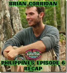BrianCorridanPhilippinesRecap