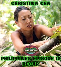 ChristinaChaPhilippinesRecap