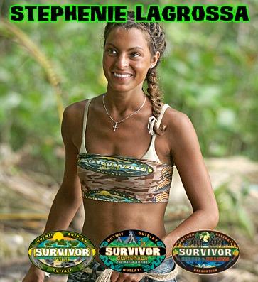 Stephenie Lagrossa Interview Survivor Oz