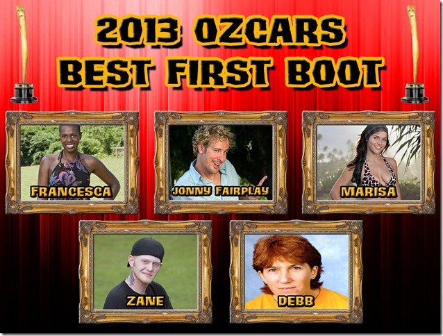 2013OzcarsFinalistsFirstBoot