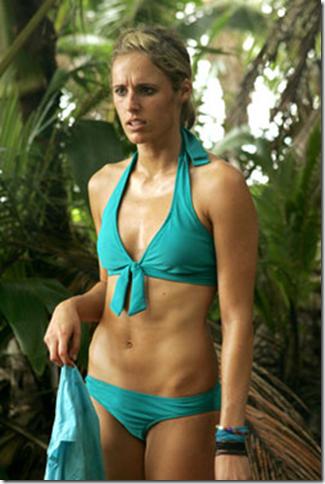 Sexy survivor boobs