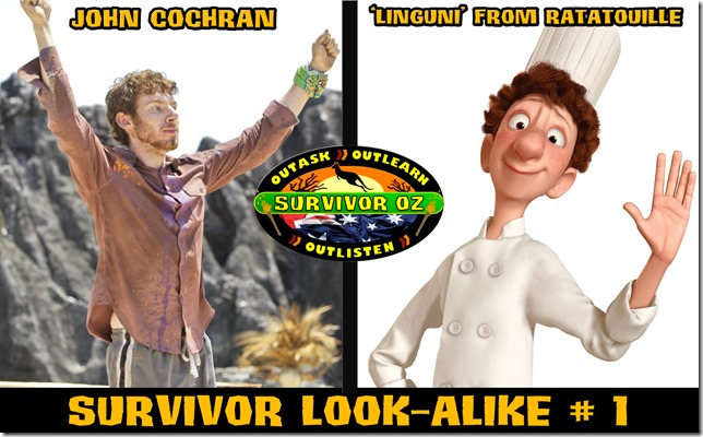 SurvivorLookAlike1_JohnCochranLinguini