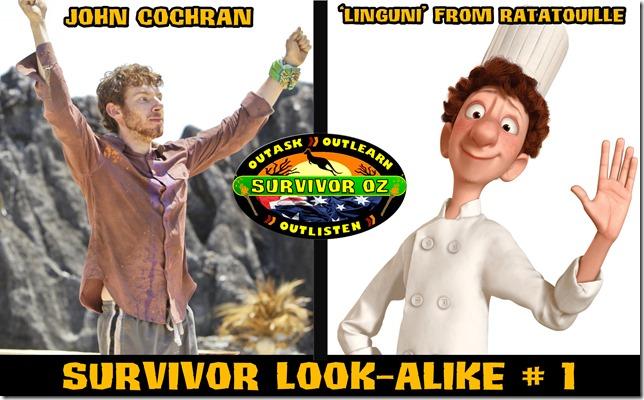 SurvivorLookAlike1_JohnCochranLinguini