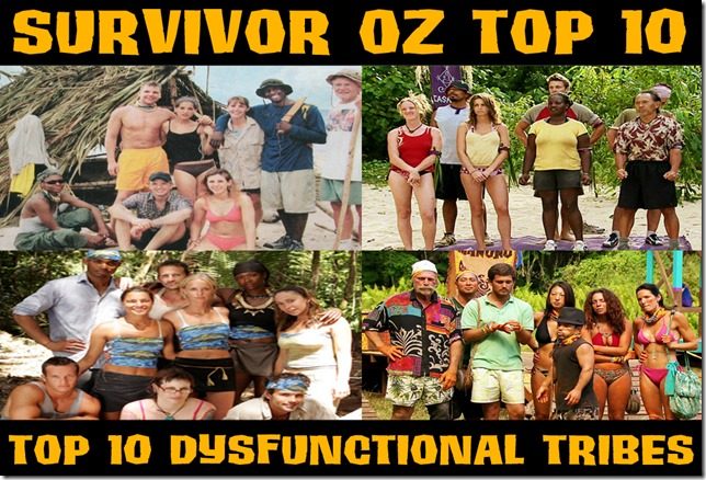 Top10DysfunctionalTribes