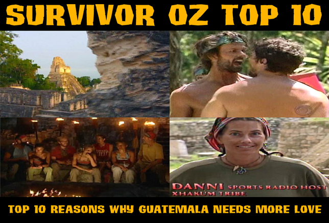 Top10GuatemalaLoveGraphic