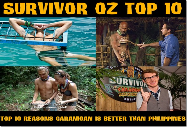 Top10ReasonsCaramoanBetterThanPhilippines