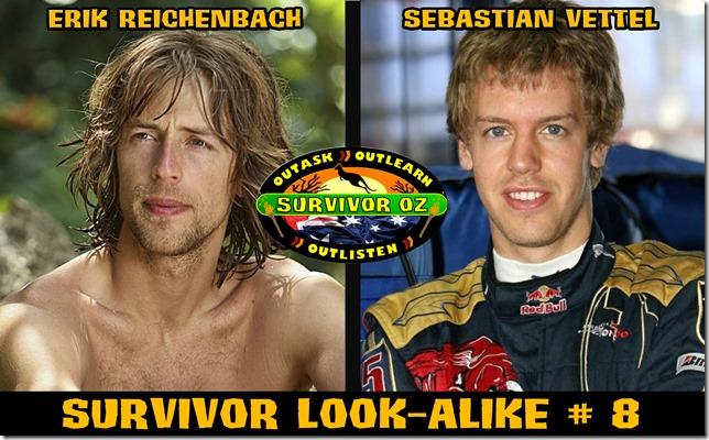 SurvivorLookAlike8_ErikReichenbachSebastianVettel