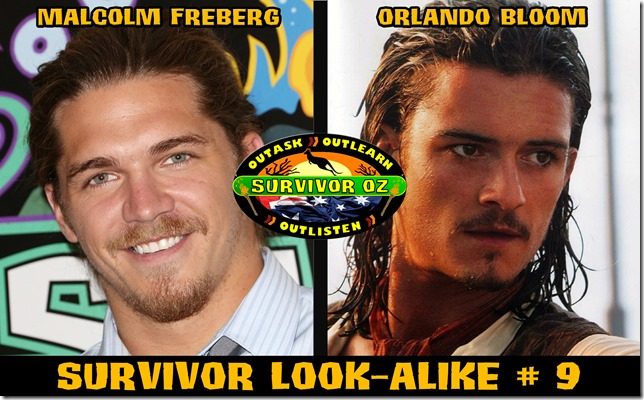 SurvivorLookAlike9_MalcolmFrebergOrlandoBloom