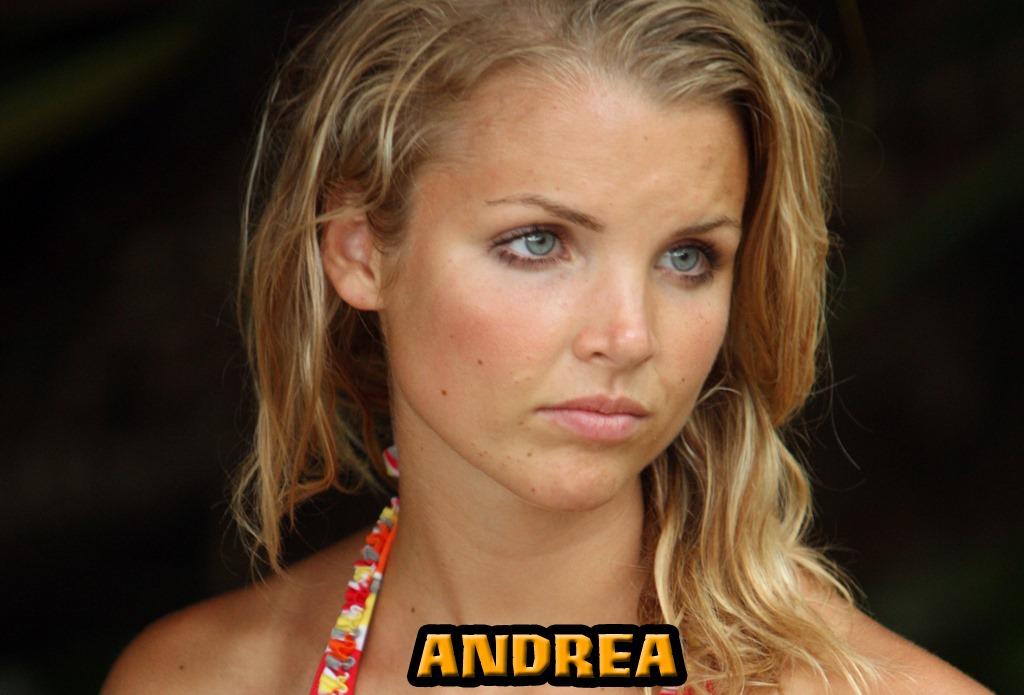 Andrea Boehlke Interview Survivor Oz