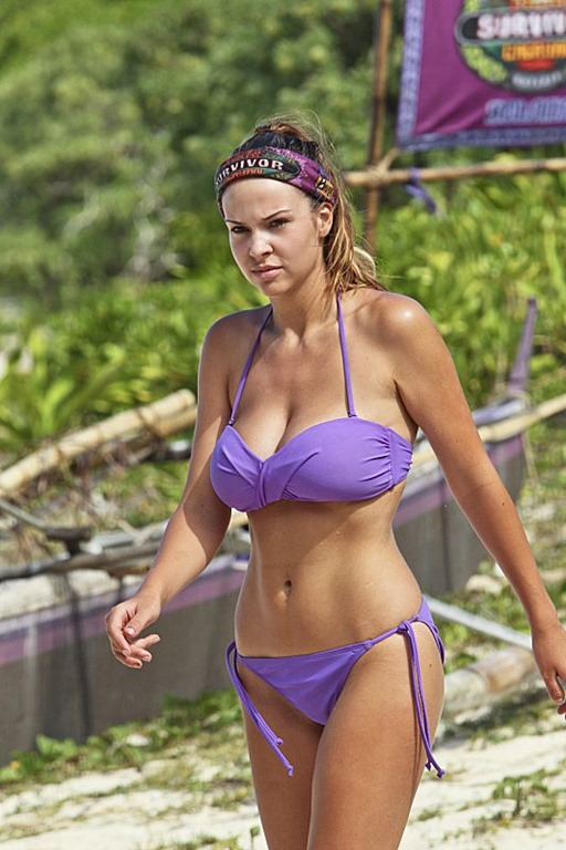 survivor hottest women naked
