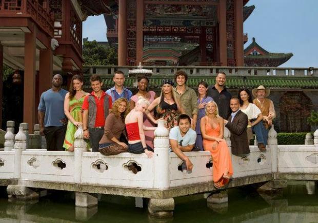 china cast