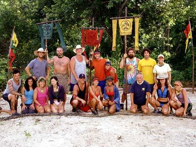 survivor all stars cast