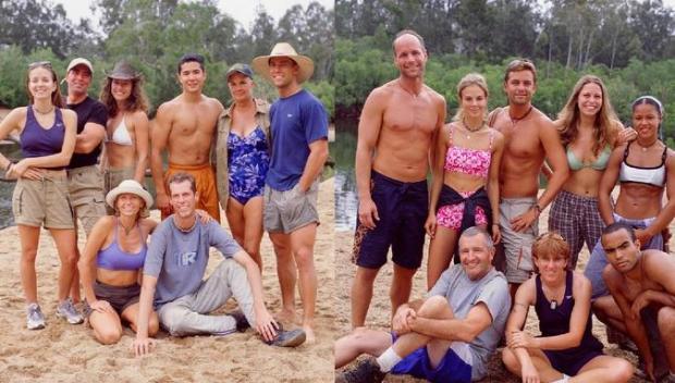 survivor australia cast