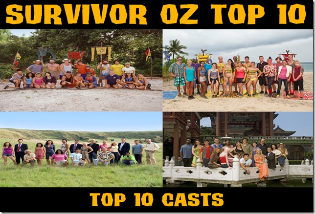 Top10SurvivorCasts