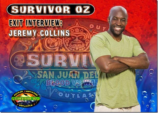Exist interview - Jeremy