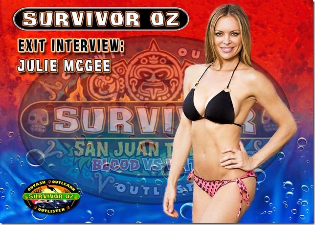 Exist interview - Julie