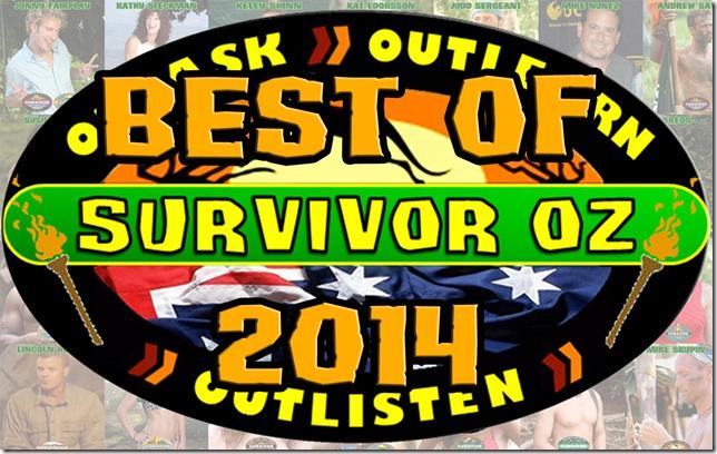 BestOfSurvivorOz2014