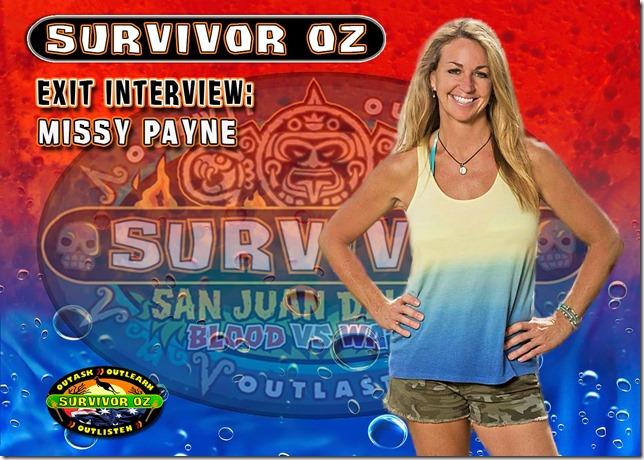Exist interview - Missy