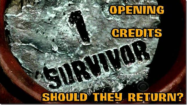 OpeningCreditsSurvivor