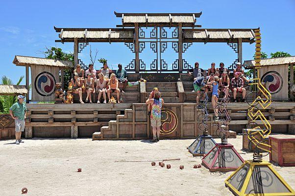 redemption island arena