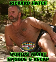 RichardHatchWorldsApartRecap