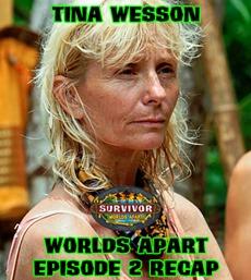 TinaWessonWorldsApartEpisode2Recap
