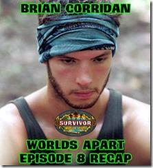 BrianCorridanWorldsApartRecapCard