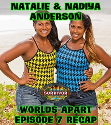 NatalieNadiyaAndersonWorldsApartRecapEpisode7