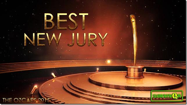 Best New Jury