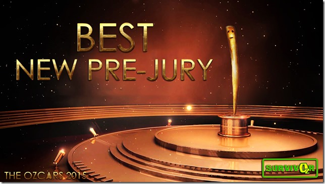 Best New Pre-Jury