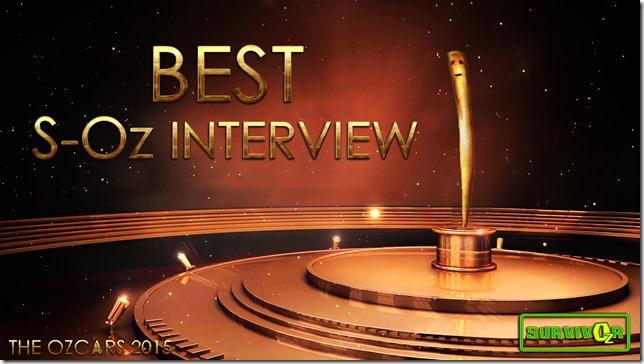 Best S-Oz Interview