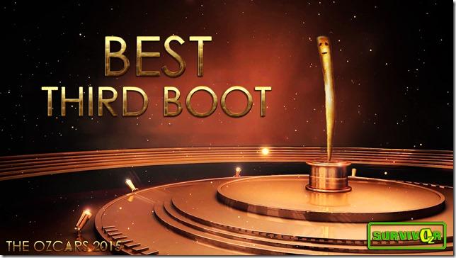 Best Third Boot
