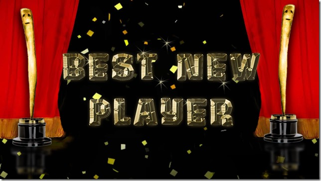 BestNewPlayer2014
