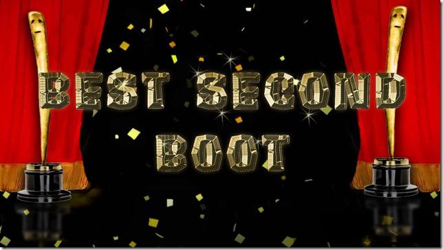 BestSecondBoot2014