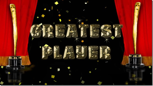 GreatestPlayer2014