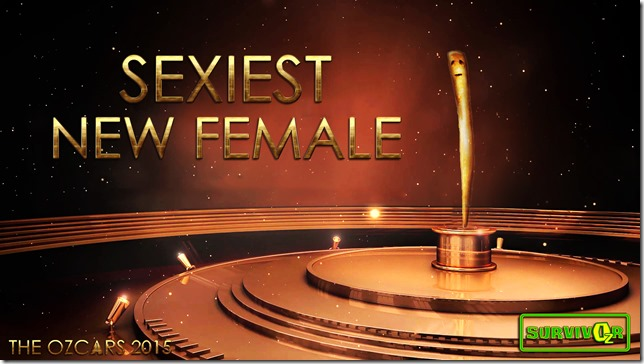Sexiest New Female