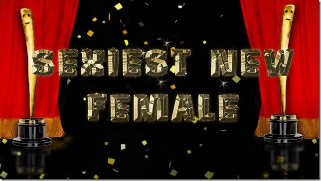 SexiestNewFemale2014