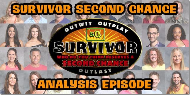 SurvivorSecondChanceAnalysisEpisode
