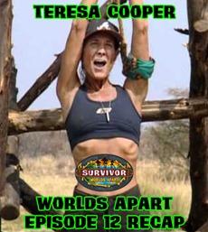 TeresaCooperWorldsApartRecap