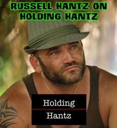 RussellHantzHoldingHantzInterview