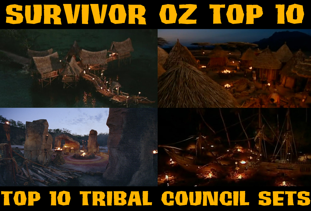 Top10TribalCouncilSets