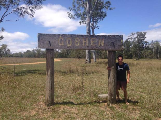 Oh my GOSH, I'm at Goshen Station. While not in the show, the area near the cattle ranch homestead was a nervous system for the Survivor crew, and where base camp operated from.