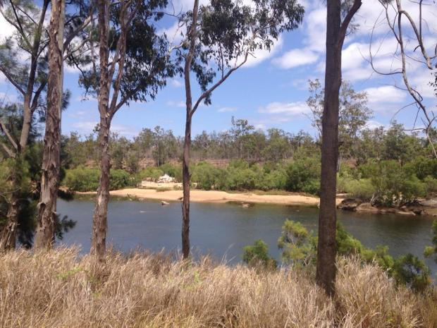 As the Herbert River came into view, scenes from season 2 began flashing through my mind