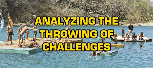 Throwing Challenges