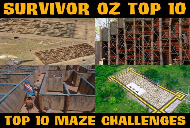 Top10MazeChallenges