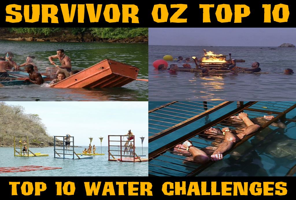 Top10WaterChallenges